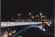 Bridge exterior lighting