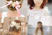 Hairstyles / Wedding
