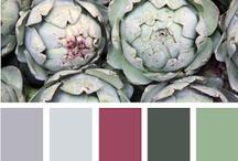 Possible Color Schemes / by Tamara Benoit