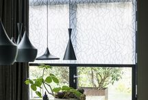 Bécé/Binnen black & white / Interieur aankleding van Binnen (ons huismerk) helemaal in black en white stijl.