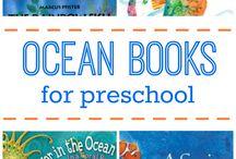 Preschool: Oceans/Letter O