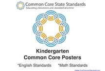 Kindergarten Common Core / Kindergarten Standards, Kindergarten Common Core, Kindergarten Common Core Standards, Kindergarten State Standards, Common Core Kindergarten / by Common Core Standards