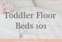 Floor beds for kids