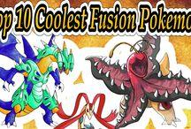 Pokemon! / Pokemon stuff like pokemon fusion etc!