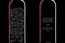 Wine Label Designs / by Satoko Iijima