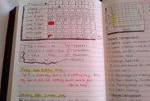 Dagboeken en planners