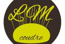 Logo / Créations de logo original, souvent après la demande de contact. Travail de recherche, de croquis, pour donner un résultat final des plus satisfaisante pour chacun de mes contacts