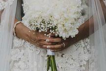 Floristics: Bride's bouquet