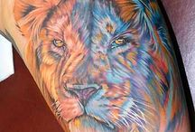 Tatuajes que adoro
