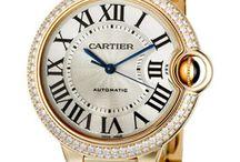 Cartier / Somente relógios Cartier