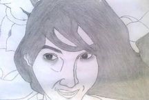 my picture / gambar buatanku