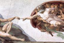 Michelangelo Buonarroti Paintings