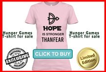 Hunger games T-Shirt for sale / Get this Hunger games T-Shirt Limited edition which will be available for limited period of time  Reserve your now  http://teespring.com/hopefear