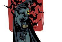 batman etc / dc comics