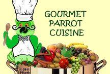 Parrot recipes