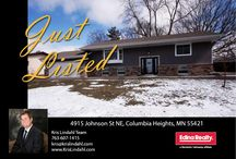 Northeast Minneapolis Real Estate / This board was built specially for N.E. Minneapolis Real Estate.