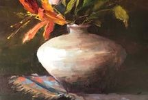 National Oil and Acrylic Painters Society's Fall Showcase - RS Hanna Gallery - Fredericksburg, TX
