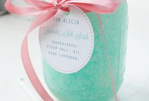sea salt scrubs