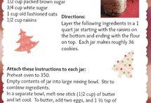 Recipes - Mason Jars