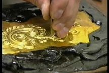 Repousse and Chase - Metal Tooling / by Alicia Buck