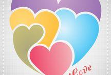 Valentines Day Stencils