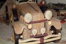 mode auto hout
