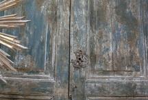 Porte vintage