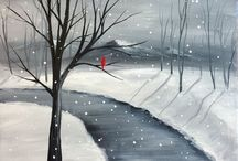 Art snow