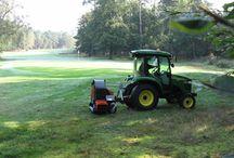 Golf Fairway Care