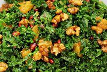Opskrifter, salat