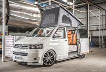 VW Bus Campers / VW (e.a. :) Bus Camper Conversions