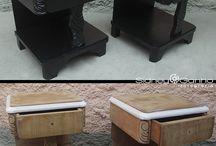 Restoration Furniture and Design / Restauração e Design