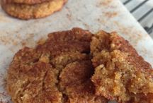 HEALTHY DESSERTS / Coconut & almond flour cookies