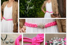 DIY Jewelry / DIY Jewelry tutorials. Find DIY bracelets, necklaces, rings and earrings with step by step do it yourself tutorials to create your own.