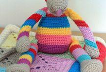 Animalitos crochet