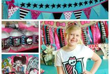 Monster High Compleanno