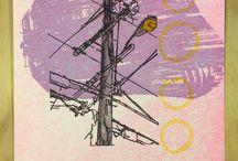 réseau, lignes