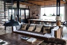 Loft chic industrial
