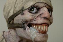 Disturbing creepy