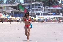 """Travel Beach Montañita / Ubicado en el Cantón Santa Elena, este paraíso del Pacífico es parte de """"la Ruta del Spondylus"""". Montañita is located on the coast of Ecuador in the province of Santa Elena, on Route Spondylus. To 200 km from the city of Guayaquil. http://www.playasdecuador.com/"""