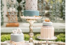 { of blue of gold weddings }