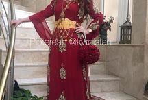 Vestidos kurdos
