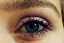 Mine Makeup Look