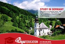 STUDY ABROAD IN GERMANY CONSULTANTS IN CHENNAI, INDIA - RIYA EDUCATION / Germany is one of the most attractive locations for students worldwide. Students who wish to study in Germany get in touch with Riya Education. #studyinGermany #whystudyinGermany #Germany #educationinGermany #abroadeducationinGermany #consultants #educationconsultants #educationconsultantsforgermany