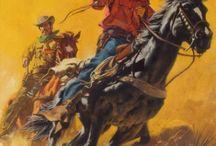Adventures in the Wild West