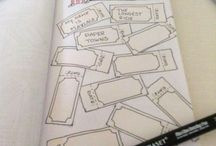 Bullet Journal Ideas!