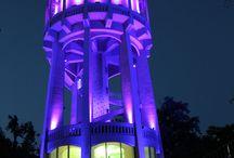 Víztorony - Tesztüzem / Water tower - Test period