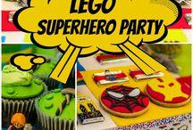 Festa Tema Lego