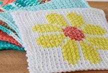 Tunitian crochet