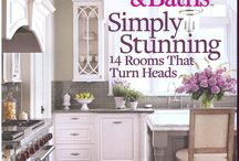Riordan Homes in Better Homes & Gardens / Featured on the cover of Better Homes & Gardens: Kitchen & Baths